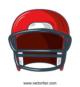 american football headgear