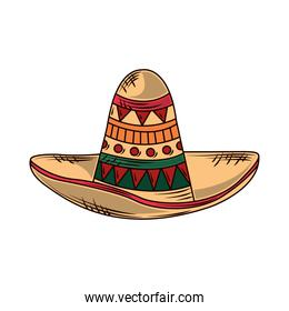mexican classic hat