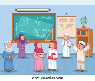 arabic students group