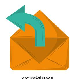 marketing email envelope