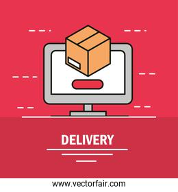online delivery computer