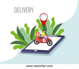 delivery online service