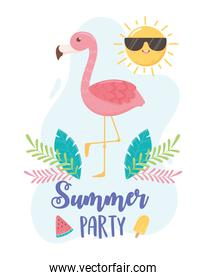 summer party event