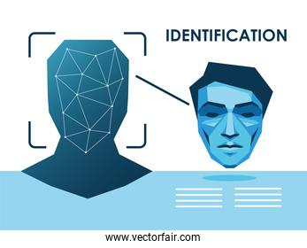 identification facial recognition