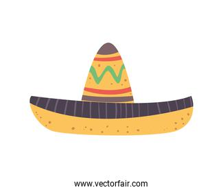 Isolated mexican hat