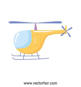 helicopter transport cartoon
