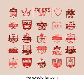 fathers day letters