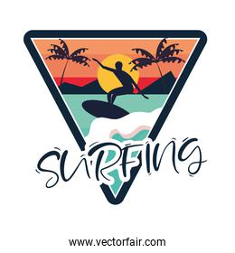 surfing patch design