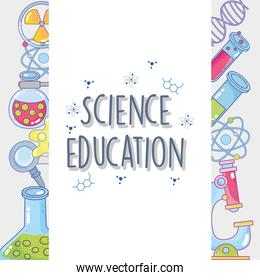science education poster