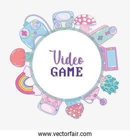 video game badge