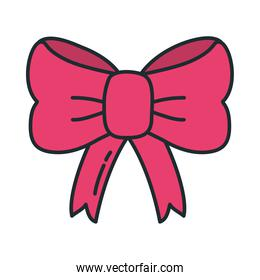 pink bow icon