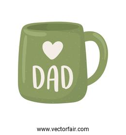 dad coffee cup