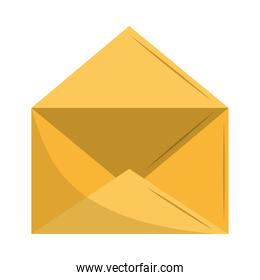 open envelope mail