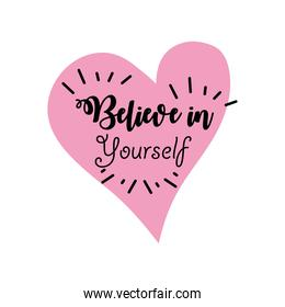 believe yourself text