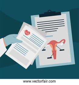 gynecology report medical