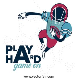 player american football