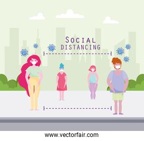 social distancing prevention
