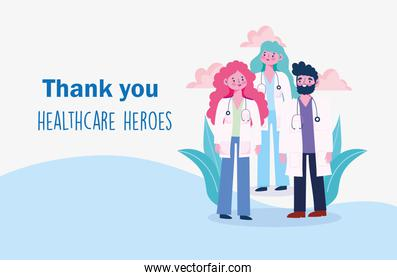 thanks you doctors