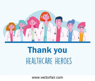 thanks you healthcare heroes