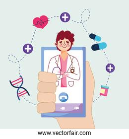 medical consults video call