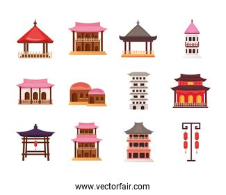twelve asian architecture icons