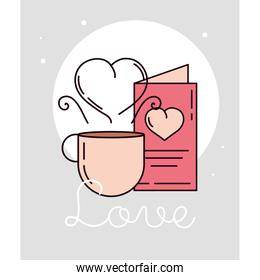 love cup letter
