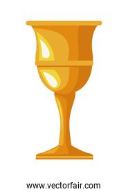 golden chalice cup