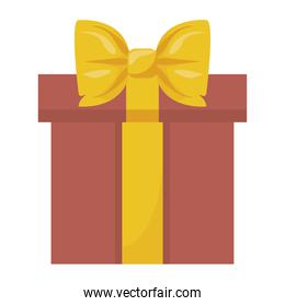 red gift icon