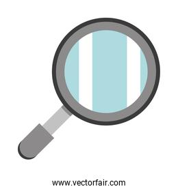 magnifying glass science