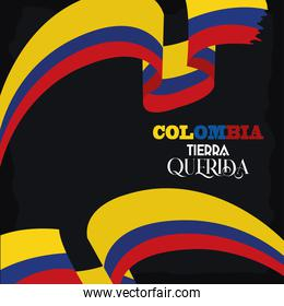 Colombia promotion banner