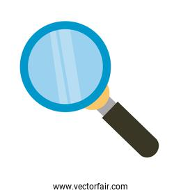 magnifying search icon