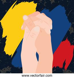 colombia together design