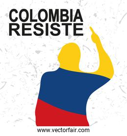 colombia resists design