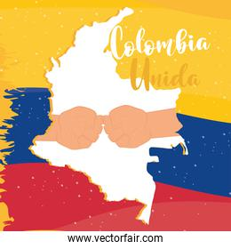 colombia unity peace