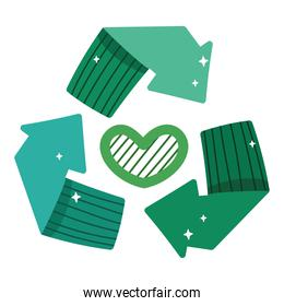 green recycle ecology
