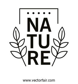 quality nature label