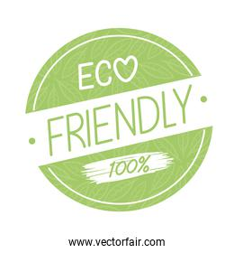 Eco friendly seal stamp