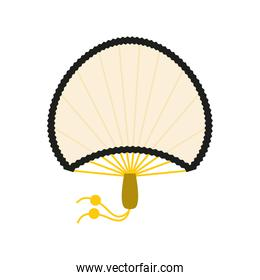 chinese fan traditional