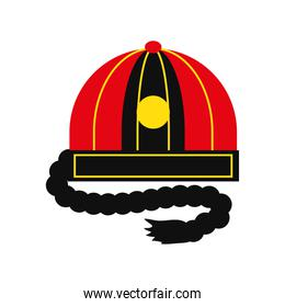 chinese traditional hat