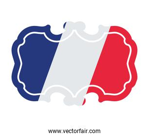french stamp icon