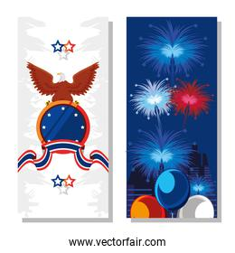american event banners