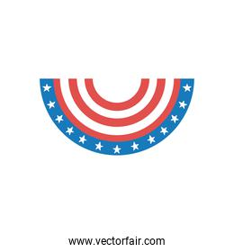 bunting for july 4