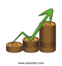 investment stack coins