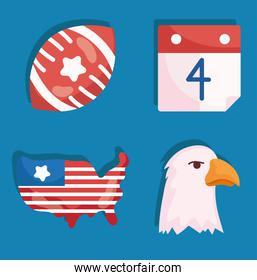 4 July american icon