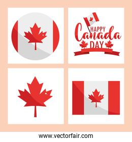 happy canada day collection
