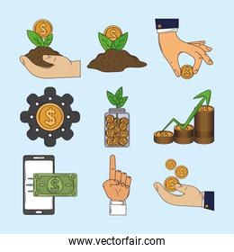 investment money financial
