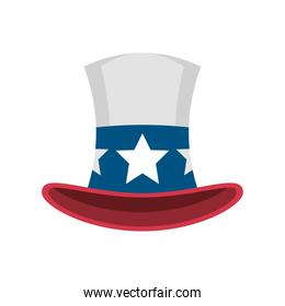 top hat american style