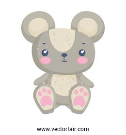 cute mouse toy stuffed toy