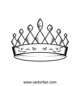 crown jewelry icon