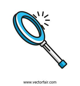 magnifying glass idea